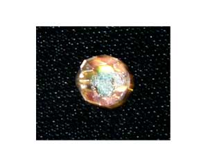 BP060 - Faceted Round Crystal AB