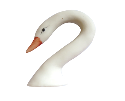FIGPSNS - Small Porcelain Swan Neck