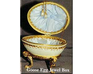 Goose Egg Jewel Box - KGEJB