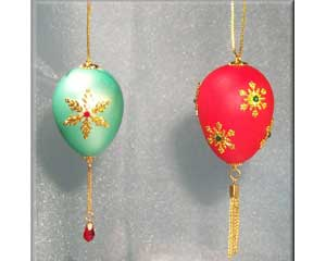 Two Christmas Decorations - KTCD