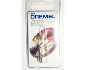 TC332 - Dremel Collet 3/32""